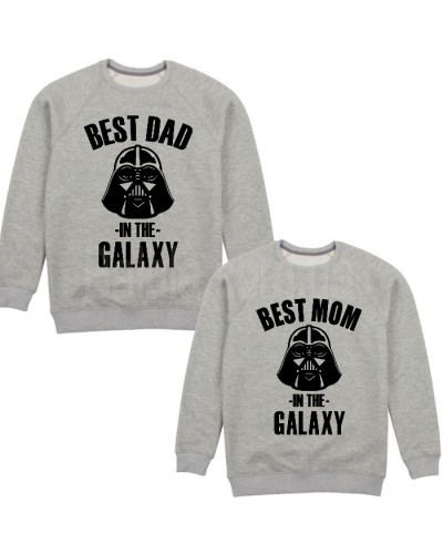"Фото Парные свитшоты Balala ""Best in the Galaxy"" L L"