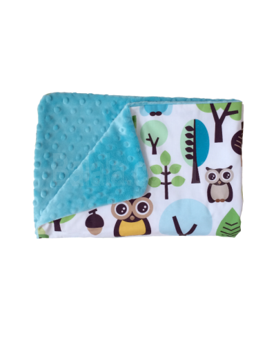 """Фото Детский плед """"Forest Owls"""" Cotton Living"""