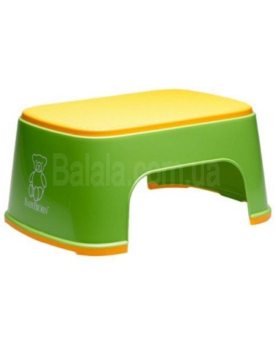 "Фото Табурет-подставка BabyBjorn ""Step Stool Green"""
