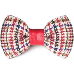 """Фото Бабочка Baby Hipster """"Red pattern"""""""