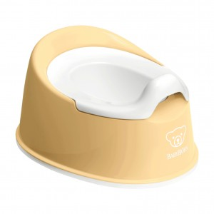 "Фото Горшок BabyBjorn ""Smart Potty"" желтый"