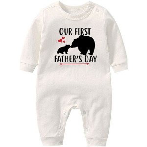 """Фото Человечек Balala """"Our First Father's Day"""""""
