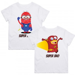 "Фото Family look Balala ""Super Bros"""