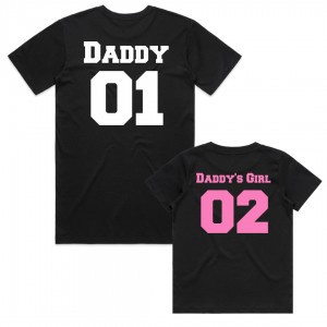 "Фото Family look Balala ""Daddy - Daddy's Girl"""