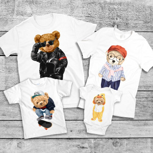 "Фото Family Look Balala ""Teddy Bears"""