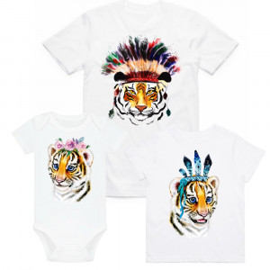 "Фото Family look Balala ""Tigers"""