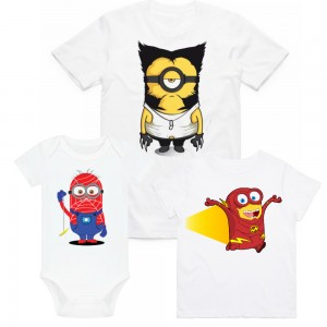 "Фото Family look Balala ""Super Minions"""