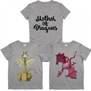 "Фото Family look Balala ""Mother of Dragons"""