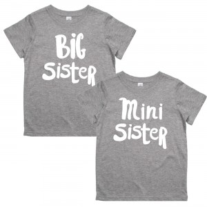 "Фото Family look Balala ""Big Sister - Mini Sister"""