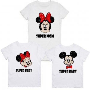 "Фото Family look Balala ""Mickey Mouse Family"""