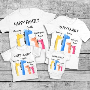 "Фото Family Look Balala ""Happy Dinos"""