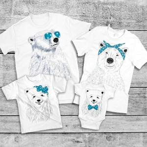 "Фото Family Look Balala ""Bears Family"""