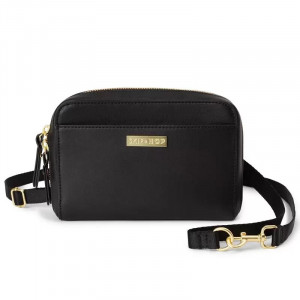 "Фото Сумка Skip Hop ""Greenwich Convertible Hip Pack Black"""