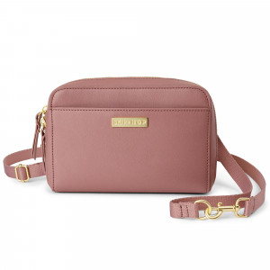 "Фото Сумка Skip Hop ""Greenwich Convertible Hip Pack Dusty Rose"""