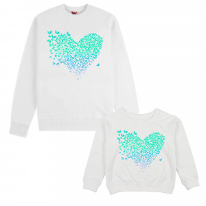 "Фото Family look Balala ""Mint Hearts"""
