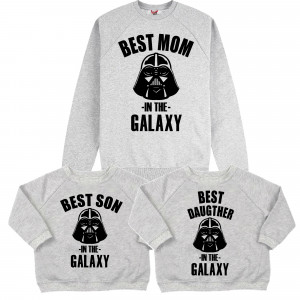 "Фото Family look Balala ""Best in the Galaxy"""