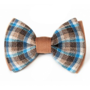 """Фото Бабочка Baby Hipster """"Brown squares"""""""