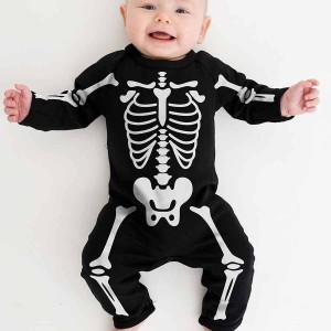 "Фото Человечек Balala ""Cutie Skeleton Black"""