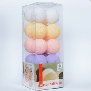 "Фото Светящиеся шары Cotton Ball Lights ""Baby Set"""