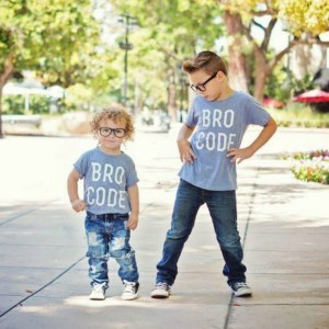 "Фото Family look Balala ""Bro Code 2.0"""
