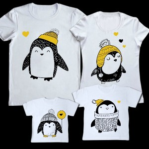 "Фото Family Look Balala ""Cutie Penguins"""