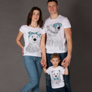 "Фото Family look Balala ""Bears Trio"""