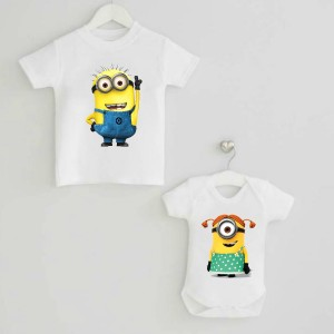 "Фото Family look Balala ""Minion"""