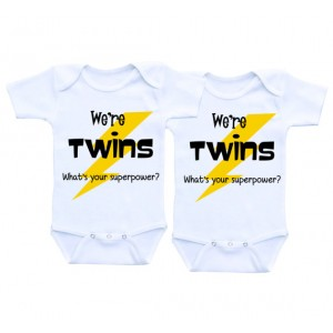 "Фото Family Look Balala ""Twins Superpower"""