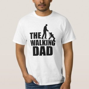 "Фото Футболка для папы Balala ""Walking Dad"""