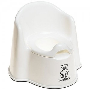 "Фото Горшок BabyBjorn ""Potty Chair"" белый"