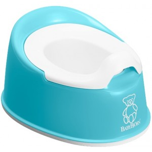 "Фото Горшок BabyBjorn ""Smart Potty"" бирюзовый"