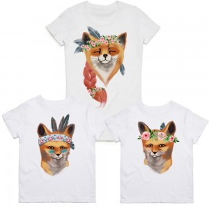 "Фото Family look Balala ""Foxes"""