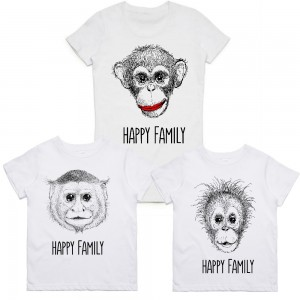 "Фото Family look Balala ""Happy Monkeys"""