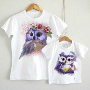 "Фото Family look Balala ""Owls"""
