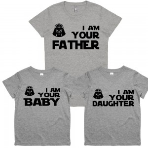 "Фото Family look Balala ""I am your Father"""