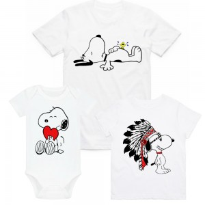 "Фото Family look Balala ""Snoopy"""