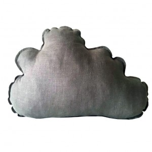 "Фото Подушка ChouchouRoom ""Cloud Nine Grey"""