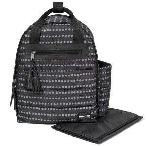 "Фото Рюкзак для мамы Skip Hop ""Riverside"" black dot"