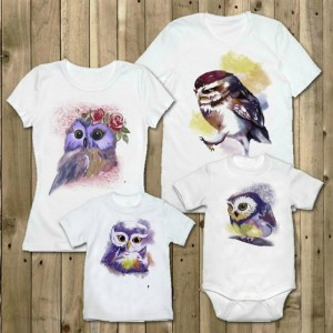 "Фото Family Look Balala ""Owls Family"""