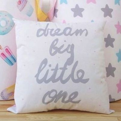 "Подушка Happy Spaces ""Dream Big"""
