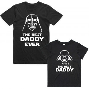 """Фото Family look Balala """"I Have the Best Daddy"""""""